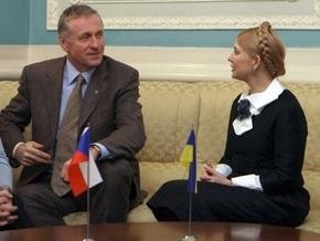Премьер Чехии: Транзит газа через Украину может возобновиться через 36 часов