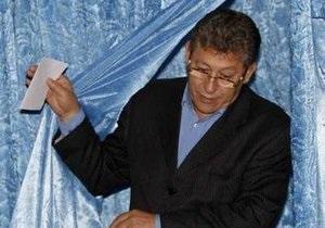 Референдум в Молдове признали несостоявшимся (обновлено)