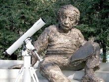 Найден телескоп Эйнштейна
