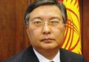 Временное правительство Кыргызстана уволило ряд послов, в том числе брата Бакиева