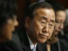 Генсек ООН призвал соблюдать права блоггеров