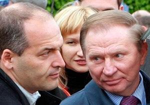 Тимошенко: Дело Кучмы могут закрыть в обмен на телеканалы его зятя