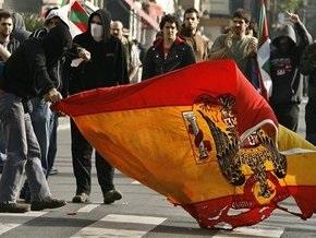 ЭТА устроила взрыв у здания Баскской соцпартии в Испании