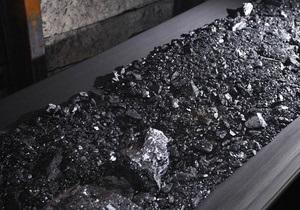 Украина за девять месяцев 2011 года значительно увеличила добычу угля