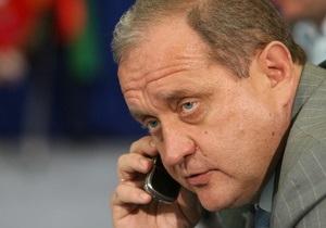 Москаль обвинил Могилева в плагиате