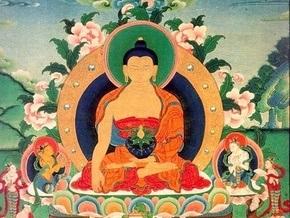 Обнаружен ковчег, предположительно содержащий часть черепа Будды