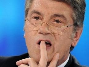 Der Tagesspiegel: У Европейского Союза не хватило мужества. Интервью Ющенко