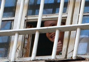 Сегодня Батьківшина проведет акцию возле Лукьяновского СИЗО