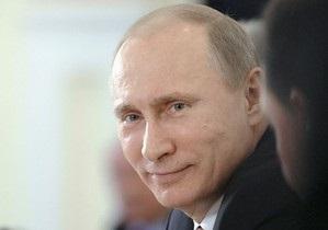 Путин: Мы не собираемся уходить из Крыма