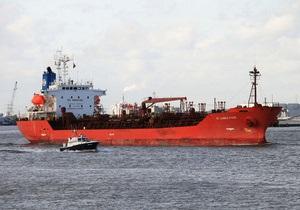 Сомалийские пираты отпустили британский танкер с украинцами и россиянами на борту