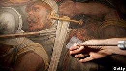 Новая фреска Леонардо: открытие или пустые надежды?