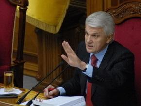 Литвин не верит в возможность создания новой коалиции до выборов