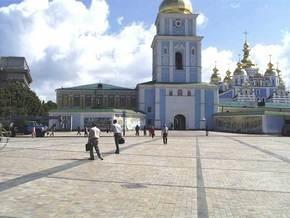 В центре Киева отпразднуют Пасху