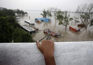 Число жертв стихии на севере Индии может достигнуть 6,5 тысяч человек