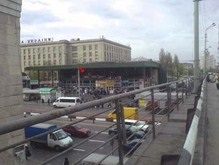 В Киеве реконструируют Шулявский путепровод