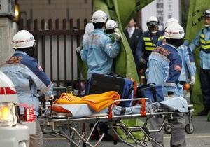 МИД: Среди пострадавших от землетрясения в Японии украинцев нет