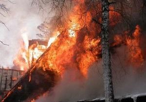 В Винницкой области в санатории произошел пожар: есть погибшие и пострадавшие