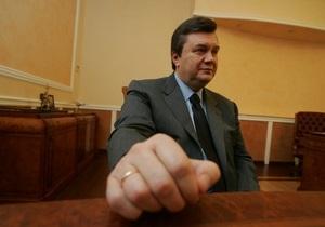 Янукович заявил, что его реформы направлены на преодоление коррупции