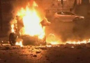 У здания суда в Северной Ирландии прогремел взрыв