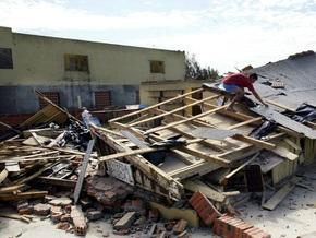 Ураганный ветер в Бразилии и Аргентине привел к гибели 14 человек