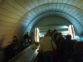 Старые жетоны киевского метро буду менять в соотношении 4:1