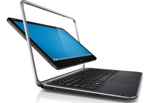 Обзор ноутбука Dell XPS 12