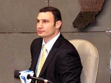 Кличко будет баллотироваться на пост мэра Киева