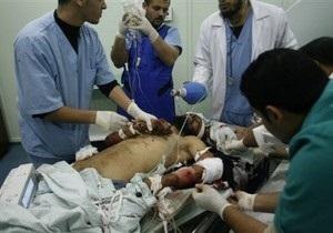 ВВС Израиля атаковали несколько объектов в секторе Газа