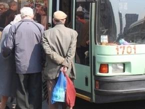 В Херсоне из-за долгов не вышли на маршрут троллейбусы