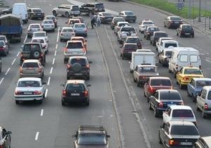 Производство автомобилей в Украине сократилось в пять раз