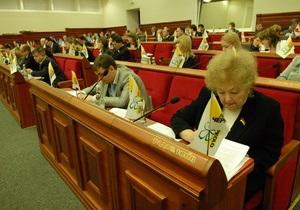 Киевсовет назвал четыре новые улицы в Голосеевском районе