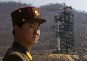 КНДР второй раз за сутки осуществила пуск баллистической ракеты