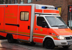 В Мюнхене в результате распыления газа рядом с киоском с шаурмой пострадали 93 человека
