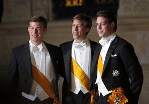 СМИ: Люксембургский принц женится на простолюдинке из Германии