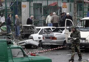 Число пострадавших при теракте во Владикавказе достигло 161 человека