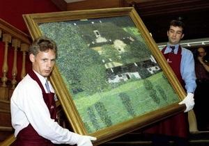 Немецкий музей вернет конфискованную нацистами картину Климта