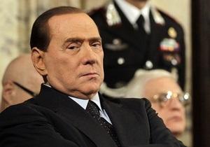 Брюссель обвинил Берлускони в обмане Евроцентробанка