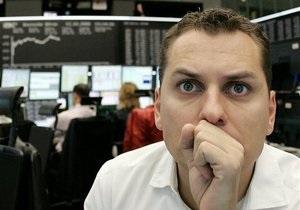 Украинские биржи потеряли более половины утреннего роста