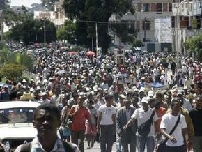 Жертвами беспорядков на Мадагаскаре стали более 70 человек