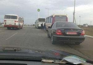Батьківщина сообщает о первых зафиксированных нарушениях в Одессе