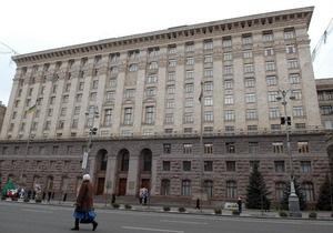 В Киевсовете отказываются комментировать инициативы относительно досрочных выборов мэра