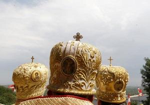 На Владимирской горке Янукович будет молиться с УПЦ МП. Патриарха Филарета не будет