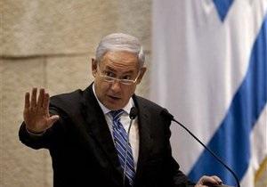 Нетаньяху отверг предложение Обамы о границах Палестины