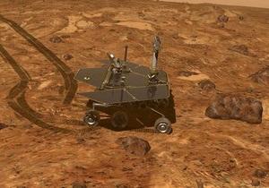 Марсоход Opportunity вывели из зимней спячки