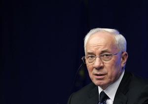 Азаров заявил, что госбюджет в следующем году достигнет полутриллиона гривен