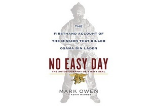 Пентагон грозит судом спецназовцу, написавшему книгу о ликвидации бин Ладена