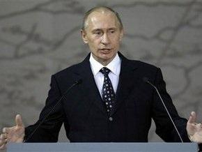Путин удивлен критикой Ющенко газовых контрактов