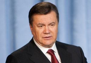 Янукович поручил высшим чиновникам чаще приезжать в регионы