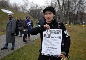 Бютовец предлагает отправлять на исправительные работы за отрицание Голодомора как геноцида
