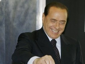Берлускони похвалил казахских мужчин за энергичность, которая улучшила демографическую ситуацию
